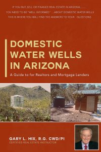 eBook – Domestic Water Wells in Arizona